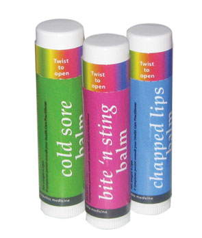 Homeopathic Chapped Lips Balm