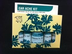 Homeopathic Earache Kit