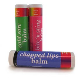 Homeopathic Bite 'n Sting Balm