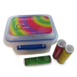 Children's Starter Kit 12 remedies includes Belladonna