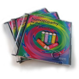 Homoeopathy for the Home Prescriber DVD