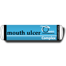 Mouth Ulcer Complex includes Borax & Mercurius