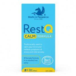 RestQ Calm Formula – 25ml spray
